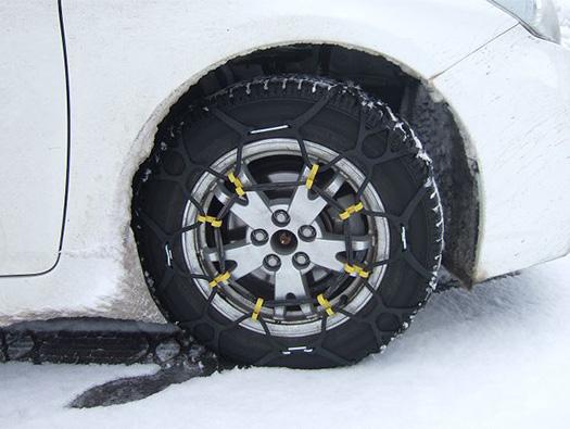 立冬。タイヤチェーンの準備はお早めに。