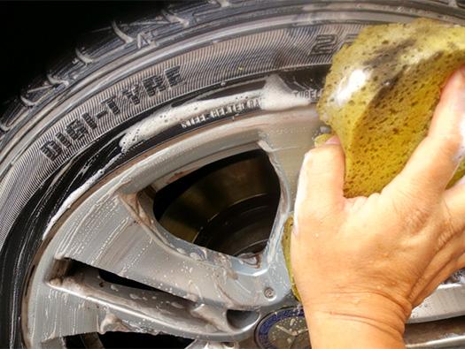 涼しい今が洗車のチャンス『極シャンプー』で洗車しました!