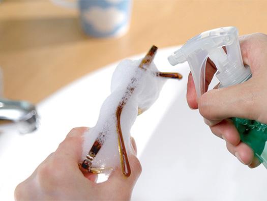 「メガネ洗ってみませんか?」有楽町で開催!メガネのシャンプー体感イベント!!