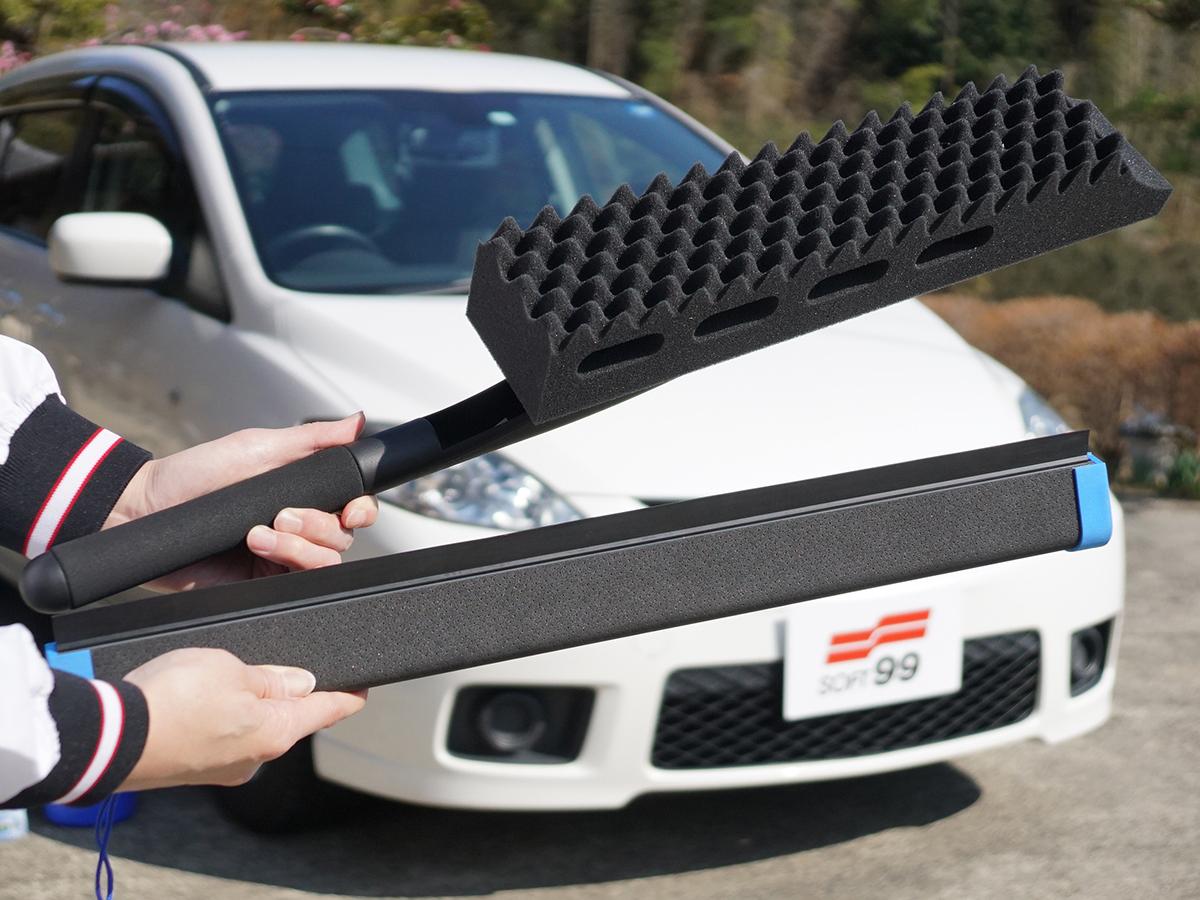ミニバン・SUVの洗車を効率化!「マックスウォッシュ」シリーズ新登場!