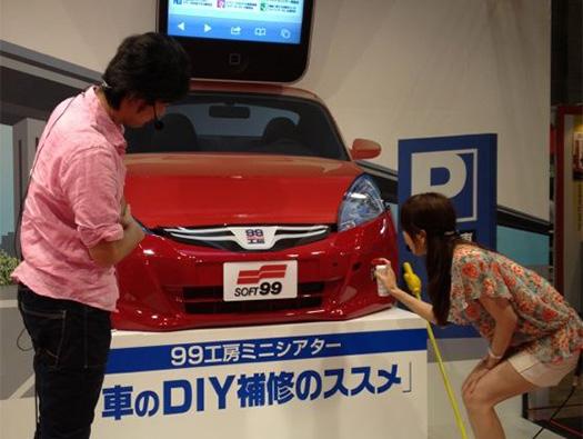 JAPAN DIY HOMECENTER SHOW2012 に出展します! ~御礼編~
