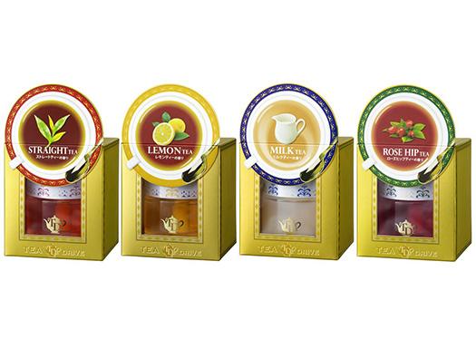 紅茶の香りのカーフレグランス『TEA DRIVE』