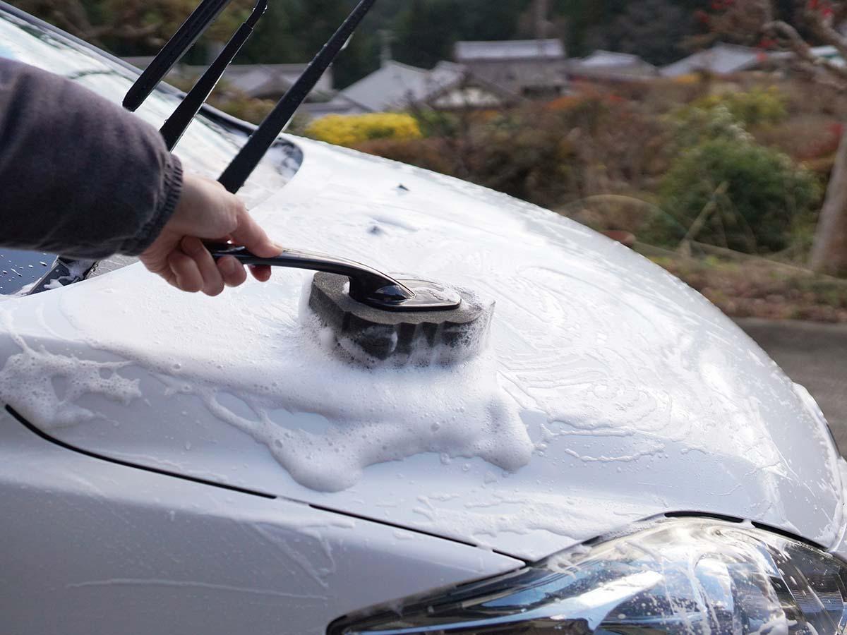 洗車初心者でも簡単!年末洗車のポイント