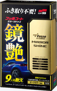 Fusso Coat Mirror Shine