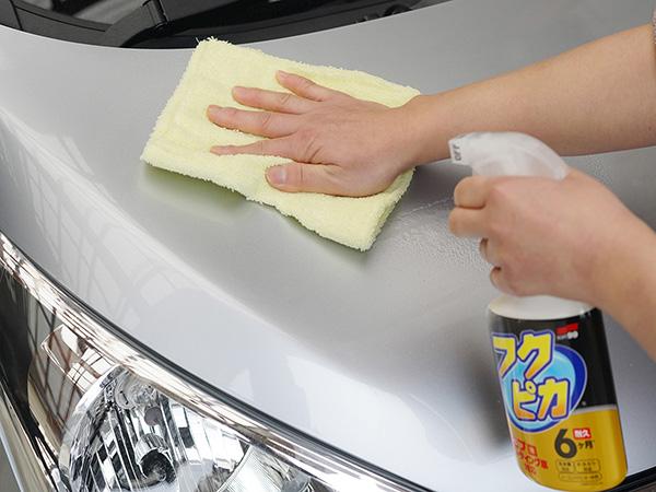 【車の汚れが気になり即洗車!雨の日にガレージ内で洗車しました!】をアップしました。