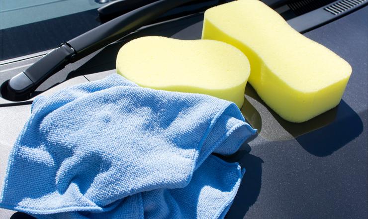 洗車キズを防ぐ方法