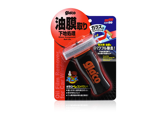 Glaco Glass Compound Roll On