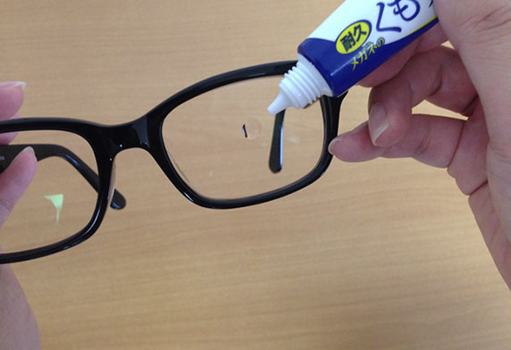 メガネ の くもり 止め