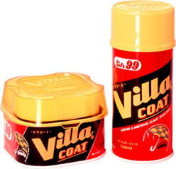 VILLA COAT WAX